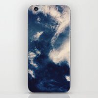 earth iPhone & iPod Skins featuring Earth  by Jane Lacey Smith