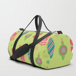 May your days be merry Duffle Bag