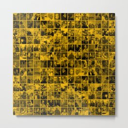 Robert Duvall Metal Print