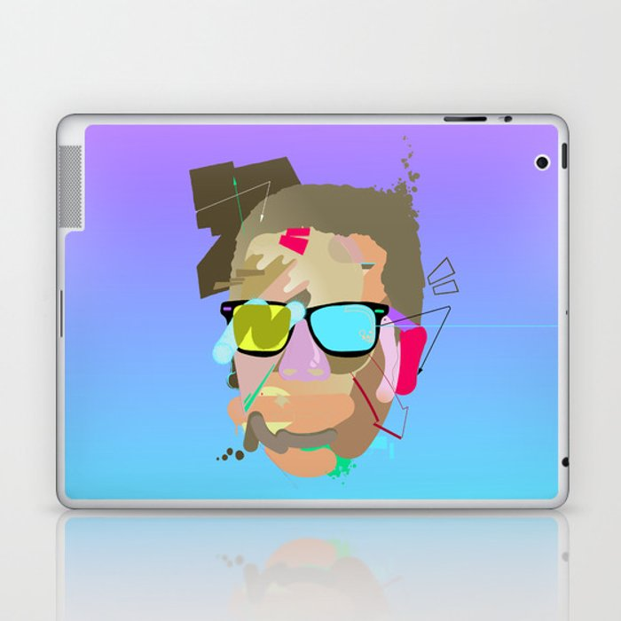 Dondi. Laptop & iPad Skin