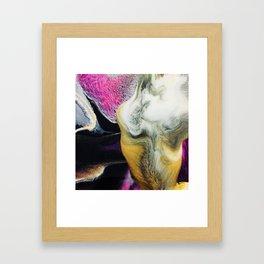 Smila Framed Art Print