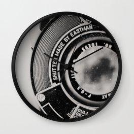vintage Kodak camera #2 ... Wall Clock
