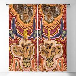The Yellow-Tail and Kookaburra Spirits Blackout Curtain