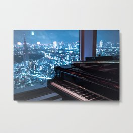 For Relaxing Times Metal Print