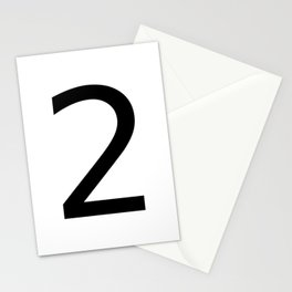 2 - Two Stationery Cards