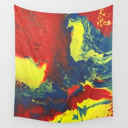Fluid No. 08 Wall Tapestry