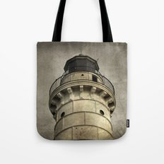 To Warn a Weary Sailor Tote Bag