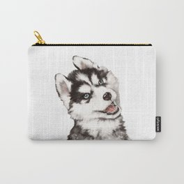 Baby Husky Carry-All Pouch