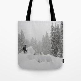 Backcountry Snow Heaven Tote Bag
