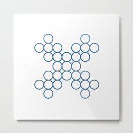 Exeo Metal Print