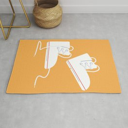 Converse Shoes Rug