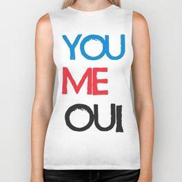You Me Oui Biker Tank