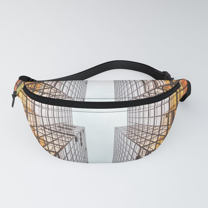 Abstract Architecture Artwork Fanny Pack