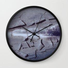 Peeling off YesterDays Wall Clock