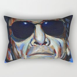 Lou Reed Rectangular Pillow