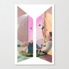 BTS Love yourself answer suga yoongi Canvas Print