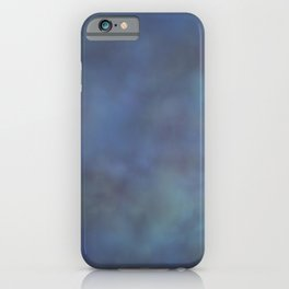 Moonstone Clouds iPhone Case