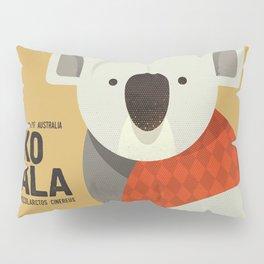 Hello Koala Pillow Sham