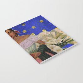 POLKA DOT FRIDA Notebook