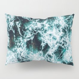 In The Midst of the Raging Sea Pillow Sham