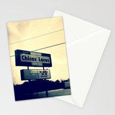 Chicas Locas Stationery Cards