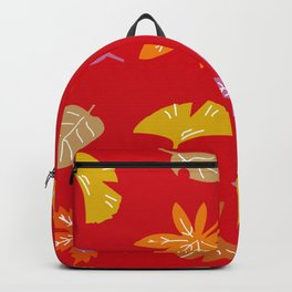 Autumn Leaves_B Backpack