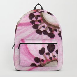 One Pink Flower Backpack