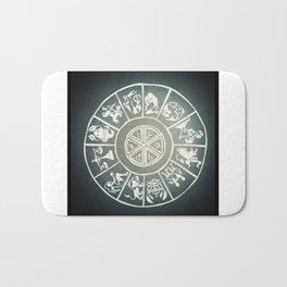"""Zodiac"" Bath Mat"