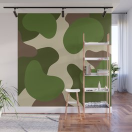 Camouflage Pattern (Camo) Wall Mural