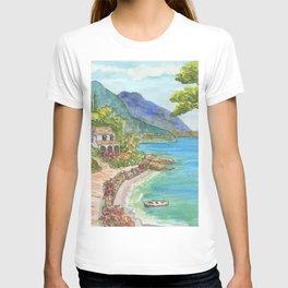 Seaside Village T-shirt