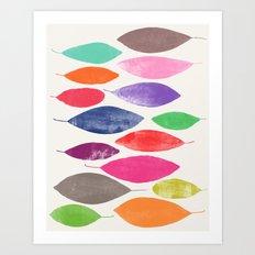 float 2 Art Print