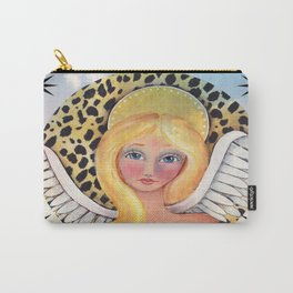 Whimiscal Angel     Carry-All Pouch