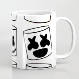 Marshmello Coffee Mug