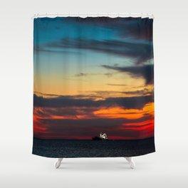 Wait for it ... Shower Curtain