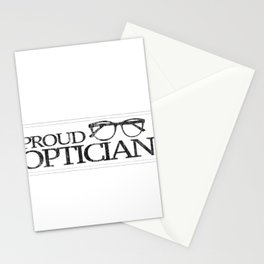 Optician Stationery Cards