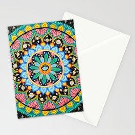 Eye am the Cosmos Mandala Stationery Cards