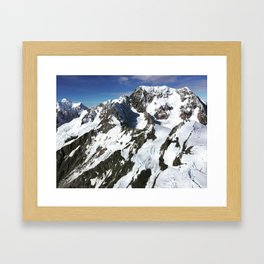 New Zealand's beauty *Aoraki/MtCook 3 Framed Art Print