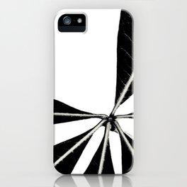LEAF 001 iPhone Case