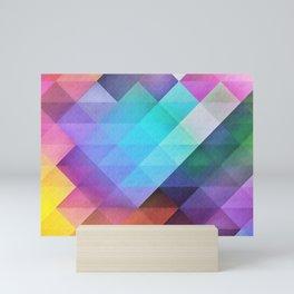Pattern 12 Mini Art Print