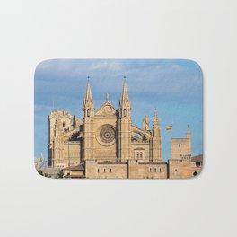 Cathedral of Palma de Mallorca Bath Mat