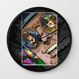Defective Comic Issue 02 Wall Clock