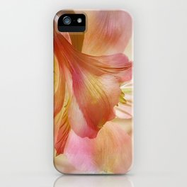 Thinking of Spring iPhone Case
