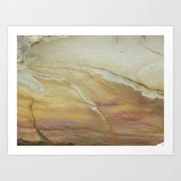 Sun Soaked Art Print