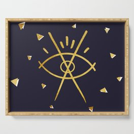 Bill Cipher Serving Tray