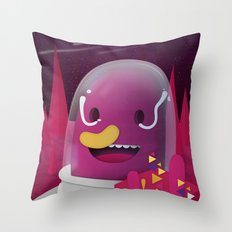 Inter Something Unimportant Throw Pillow