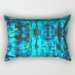 Bioluminescence Rectangular Pillow