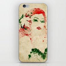 Toxicolove iPhone & iPod Skin