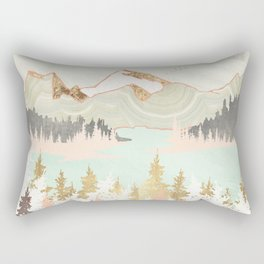 Winter Bay Rectangular Pillow
