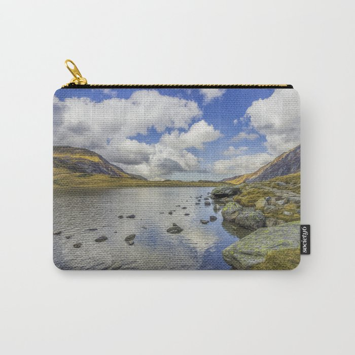 Lake Idwal Carry-All Pouch
