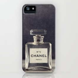 No.5 iPhone Case